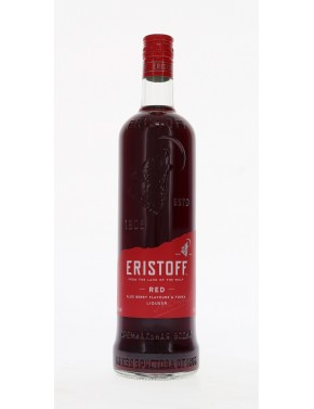 VODKA ERISTOFF RED 18°   1L
