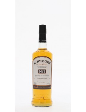 WHISKY BOWMORE N°1   40°   70CL