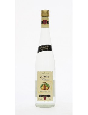 EAU DE VIE DE POIRE WILLIAMS 40°   70CL