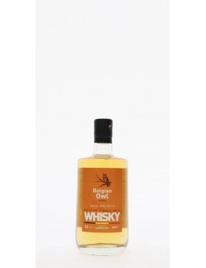 WHISKY BELGIAN OWL PASSION 42 MOIS 46°   50CL