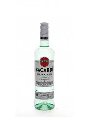 RHUM BACARDI BLANC 37,5°   70CL