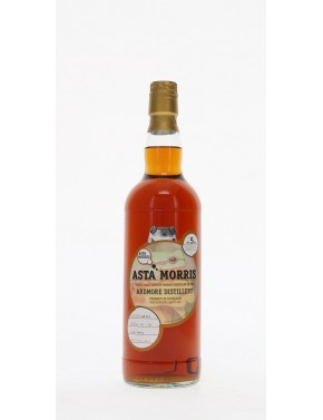 WHISKY ASTA MORRIS ARDMORE 5 ANS SHERRY FINISH 56,4°   70CL