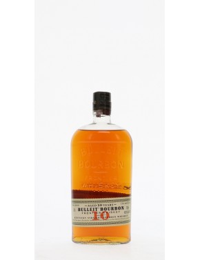 WHISKY BULLEIT BOURBON 10 ANS 45,60°   70CL