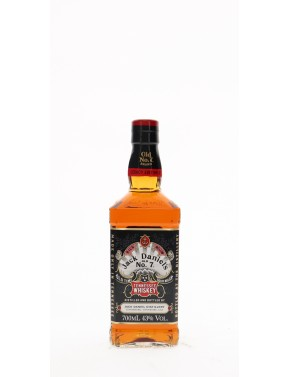 WHISKY JACK DANIEL'S LEGACY EDITION 2 43°   70CL